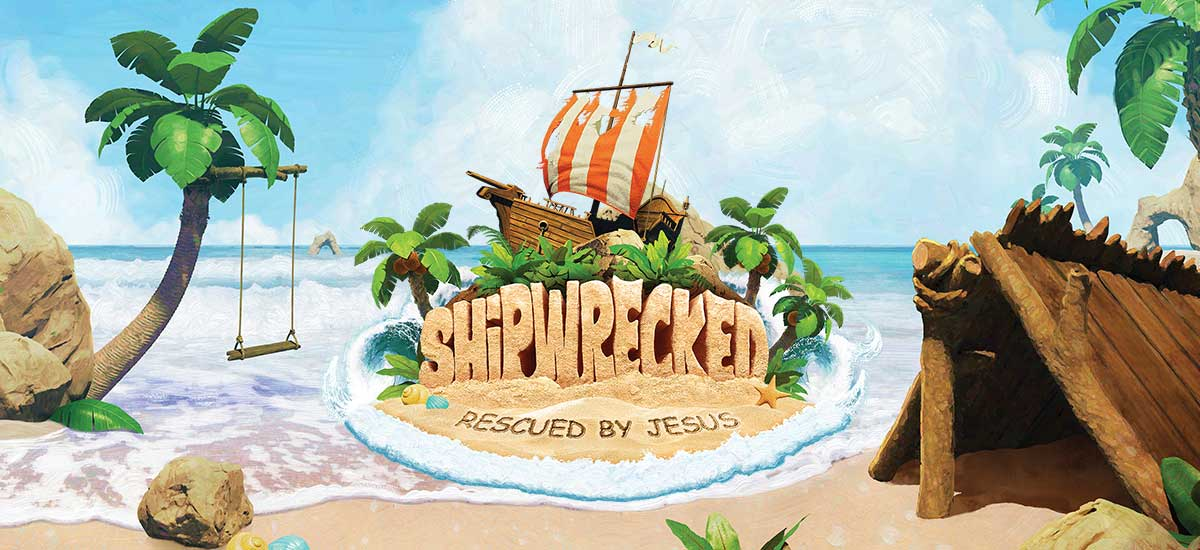 Join us for Shipwrecked VBS June 24-27. Click here to learn more!